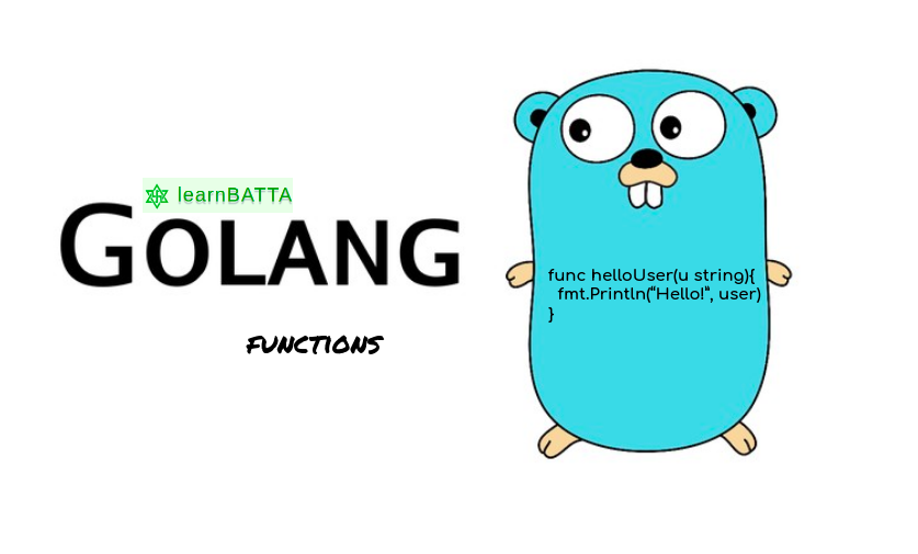 Golang functions