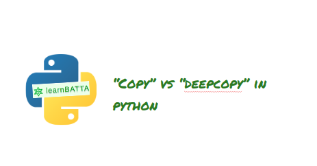 deep copy vs shallow copy in python